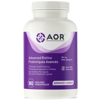 AOR Advanced Biotics, 90 Vegetable Capsules | NutriFarm.ca