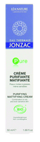 JONZAC Purifying Mattifying Cream, 50 ml | NutriFarm.ca
