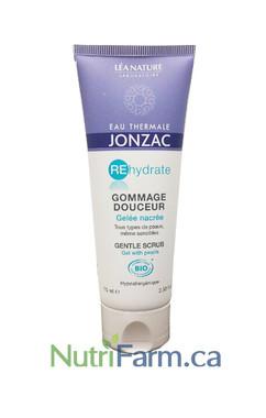 JONZAC Gentle Scrub, 75 ml   NutriFarm.ca