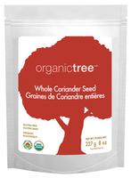 OrganicTree Organic Whole Coriander Seed, 454 g | NutriFarm.ca
