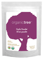 OrganicTree Organic Garlic Powder, 227 g | NutriFarm.ca