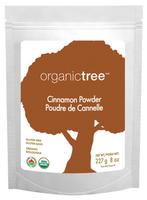 OrganicTree Organic Cinnamon Powder, 227 g | NutriFarm.ca