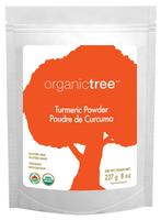 OrganicTree Organic Turmeric Powder, 227 g | NutriFarm.ca