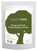 OrganicTree Organic Moringa Leaf Powder, 454 g | NutriFarm.ca