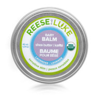 Reese and Luke Shea Butter Baby Balm Lavender, 40 ml | NutriFarm.ca