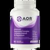 AOR Advanced Magnesium Complex, 90 Vegetable Capsules | NutriFarm.ca