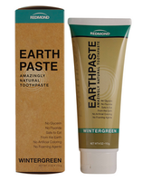 Redmond Earthpaste Wintergreen, 113 g | NutriFarm.ca