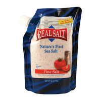 REDMOND Real Salt Stand-up Pouch, 737 g | NutriFarm.ca