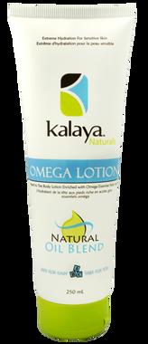 Kalaya Naturals Omega Lotion, 250 ml | NutriFarm.ca