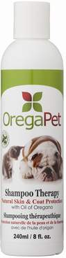 OregaPet Shampoo Therapy, 240 ml | NutriFarm.ca