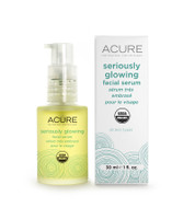 ACURE Seriously Glowing Facial Serum (Formerly Seriously Firming Facial Serum), 30 ml | NutriFarm.ca