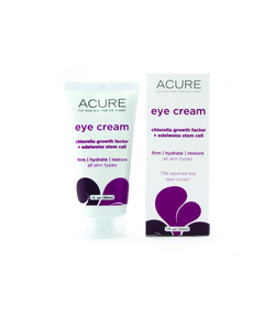 ACURE Eye Cream, 30 ml | NutriFarm.ca