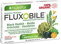 Nutripur Flux O Bile Duo, 20 Ampoules | NutriFarm.ca