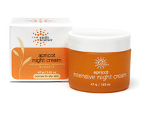 Earth Science Apricot Night Creme, 47 g | NutriFarm.ca