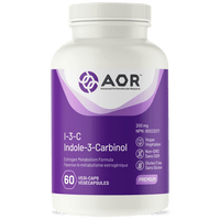 AOR I-3-C 200 mg, 60 Vegetable Capsules | NutriFarm.ca