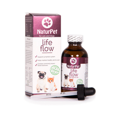 NaturPet Life Flow, 100 ml | NutriFarm.ca