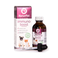 NaturPet Immuno Boost (formerly Chronic Recovery), 100 ml | NutriFarm.ca