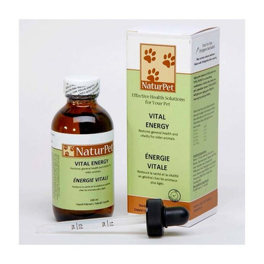 NaturPet Vital Energy, 100 ml | NutriFarm.ca