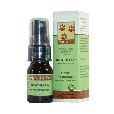 NaturPet Breathe Easy, 10 ml | NutriFarm.ca