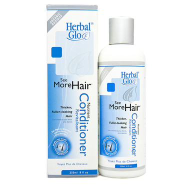 Herbal Glo See More Hair Nutrient Conditioner, 250 ml | NutriFarm.ca