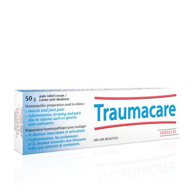 Homeocan Traumacare Pain Relief Cream, 50 g | NutriFarm.ca
