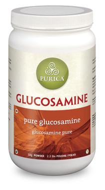 Purica Glucosamine (Vegan), 1 kg | NutriFarm.ca