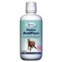 Omega Alpha Equine AntiFlam, 1 L | NutriFarm.ca