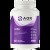 AOR Gaba, 60 Vegetable Capsules | NutriFarm.ca