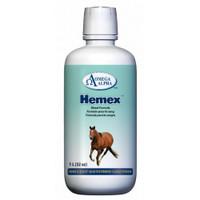 Omega Alpha Hemex, 1 L | NutriFarm.ca
