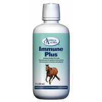 Omega Alpha Immune Plus, 1 L | NutriFarm.ca