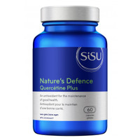 SISU Nature's Defense, 60 Capsules | NutriFarm.ca