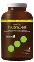 Ascenta NutraSea (Lemon), 240 Softgels | NutriFarm.ca