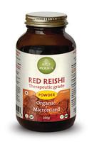 Purica Red Reishi Powder, 100 g | NutriFarm.ca