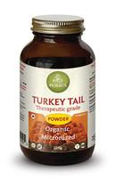 Purica Turkey Tail Powder, 100 g | NutriFarm.ca