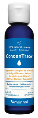 Trace Minerals ConcenTrace, 240 ml | NutriFarm.ca