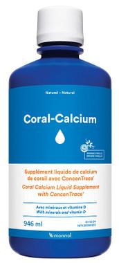 Monnol Coral Calcium, 946 ml | NutriFarm.ca