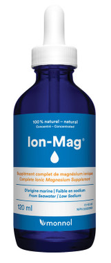 Monnol Ion Mag, 120 ml   NutriFarm.ca