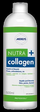 Medelys Nutra Collagen Plus, 500 ml | NutriFarm.ca