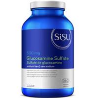 SISU Glucosamine Sulfate 500 mg, 360 Capsules | NutriFarm.ca