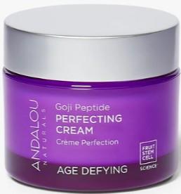 Andalou Naturals Goji Peptide Perfecting Cream, 50 ml | NutriFarm.ca