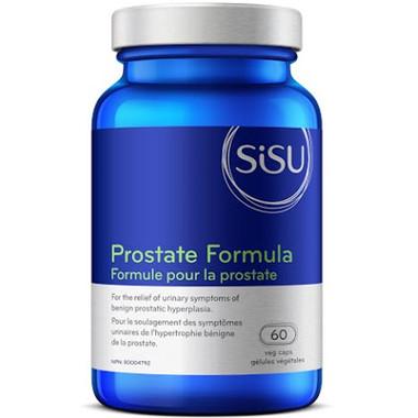 SISU Prostate Formula, 60 Vegetable Capsules   NutriFarm.ca