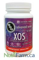 AOR XOS Strawberry, 180 Lozenges | NutriFarm.ca