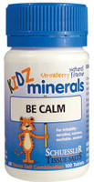 Kidz Mineral Be Calm, 100 tablets