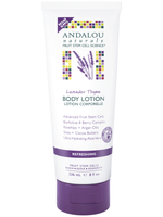 Andalou Naturals Lavender Thyme Refreshing Body Lotion, 236 ml | NutriFarm.ca