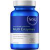 SISU Multi Enzymes Extra Strength, 60 Vegetable Capsules | NutriFarm.ca
