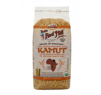 Bob's Red Mill Organic Kamut Grain (Berries), 680 g | NutriFarm.ca