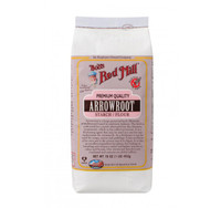 Bob's Red Mill Arrowroot Starch Flour, 453 g | NutriFarm.ca