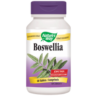 Nature's Way Boswellia Standardized, 60 Vegetable Capsules | NutriFarm.ca