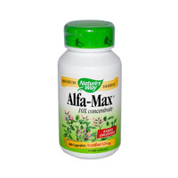 Nature's Way Alfa Max, 100 Capsules | NutriFarm.ca