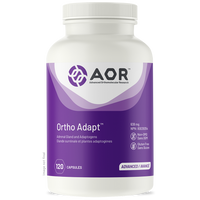 AOR Ortho Adapt, 120 Vegetable Capsules | NutriFarm.ca
